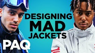 We Customised Workwear Uniforms w/ Just Eat | PAQ Ep #48 | A Show About Fashion And Streetwear