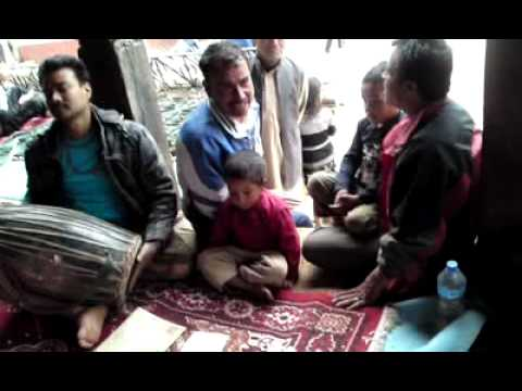 Unique traditional Music from Nepal 2012.AVI