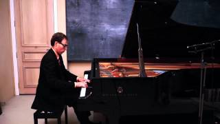 Chopin, Prelude in F# Minor op 28 no 8 played by Ian Barton Stewart