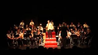 Nino Ferrer -Le millionaire  - interpréter par le Jam's Orchestra (LIVE)