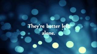 Sleeping With Sirens - Left Alone - Lyrics