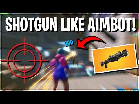 How To Improve Shotgun Aim Fortnite Donwozi Aim Course 07 2021