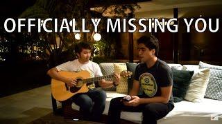 Tamia - Officially Missing You (Cover) | Jorell Prospero & Enrique CuUnjieng