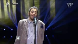 Eurovision 2017 - Portugal - Salvador Sobral - Amar pelos Dois (HD 720p)