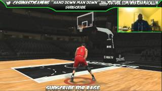Nba Live 14 Shoot-Around Mode Derrick Rose Live FaceCam LiveStream After The Patch Xbox One