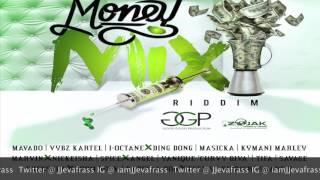 I Octane Ft Ding Dong - Stop Wild Up - Money Mix Riddim - April 2017