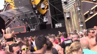 Dj Mad Dog - Back to the Oldschool Live at Dominator 2015