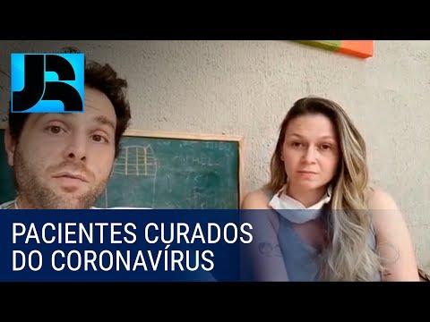 Coronavírus: número de pessoas recuperadas é maior do que o de mortos