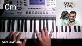 Ven A descansar En Mi - marcos brunet | piano