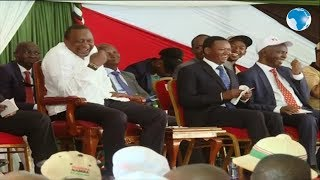 Ngilu tells President Kenyatta that Kitui County is big enough that she feels she is a President