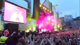 ROCK IN RIO LISBOA 2012 IVETE SANGALO EU FUI ! JAN GOMES