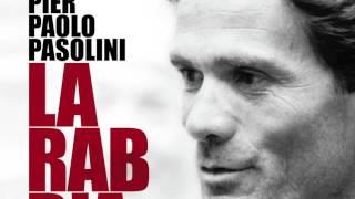 """Tratto da La Rabbia - Se ricomincia la guerra...""""di P.P.Pasolini - Interpreta: Sergio Carlacchiani"""