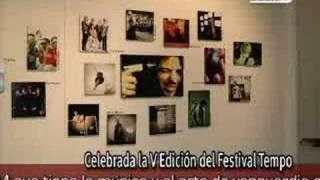 Tempo 2007. La Rebelión del Artista. Celebración