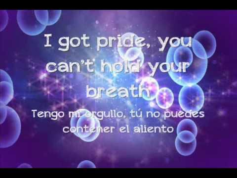 Avalanche En Ingles de Nick Jonas Letra y Video