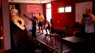 Spartan Fitness-Tabata this