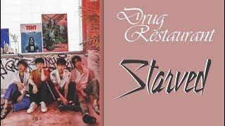 Drug Restaurant - Starved [Eng|Vostfr]