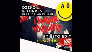 Armin van Buuren vs Dzeko & Torres - Ping Pong vs L'Amour Toujours (WildXRoodX Mashup)
