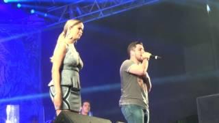 Maria Cecília e Rodolfo em Cruzeiro/SP  - É Fogo  Toca Zezé