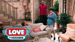 Hattie Panics When Linda Moves Back In   Tyler Perry's Love Thy Neighbor   Oprah Winfrey Network
