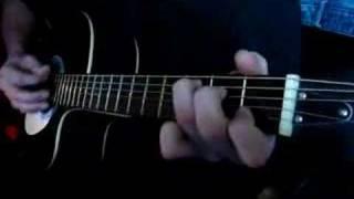 Indochine Stef II Guitar Cover