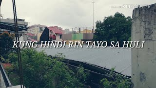 Kung Hindi Rin Tayo Sa Huli (Tagalog Spoken Word Poetry #4) Original Composition