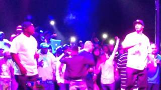 """The Gansta, the Killa, the Dope Dealer"" - WC ft. Maylay LIVE at The OC Observatory, CA 2/20/2016"