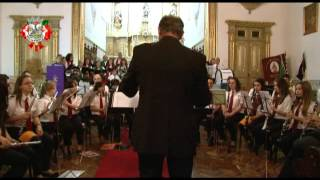 Concerto de Natal da Banda Filarmónica de São Paulo (Video brevemente disponível)