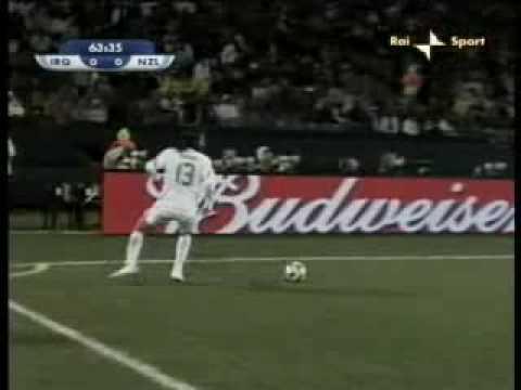 Iraq – Nuova Zelanda 0-0 del 20.06.2009 Confederations Cup