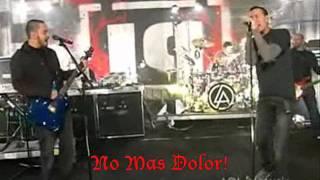 Linkin Park No More Sorrow Sub-Español