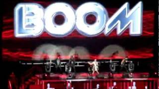 The Black Eyed Peas LIVE - Boom Boom Pow HD MIAMI, NOV 23, 2011