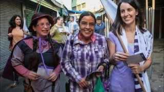 Kuña Pyrenda Asunción - Campaña 2015 - Municipales