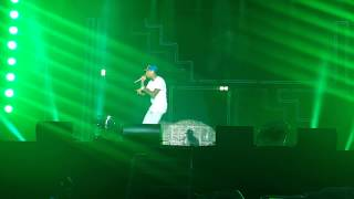 Chris Brown - Poppin' - live The Hauge - August 1