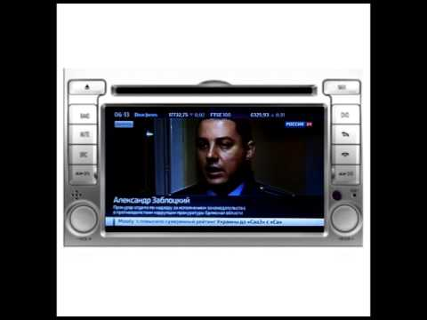 Штатная магнитола Hyundai i20 (2008-2012) Winca s160 Android 4.4.4. W2-M030