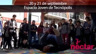 Nectar llevando hip hop a los colegios