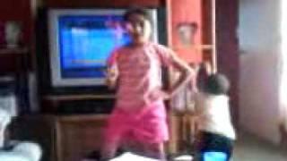 niñas bailando x la pasion