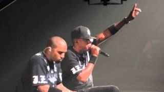 Jay-Z Kanye West New Day Live Montreal 2011 HD 1080P