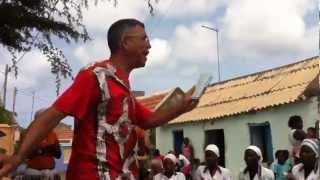 2012 - Festcineamazônia Itinerante em Cabo Verde Eliakin Rufino e Batuco