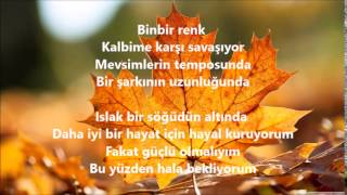 Indila - Feuille D'Automne (Türkçe Çeviri/Turkish Translation)
