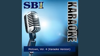 For Your Precious Love (Karaoke Version)