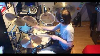 Naturally 7 - Closer [D-Drum Cover]