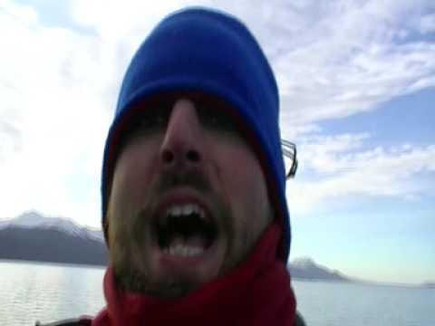 Viaje por Sudamerica di Giacomo Sanesi. Ushuaia (ARG). 01084 – gimme a leone