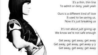 Jessie J Get Away lyrics.mp4