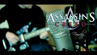 "Assassin's Creed 2 OST ""Ezio's Family"" - Guitar Cover - Callum McGaw"