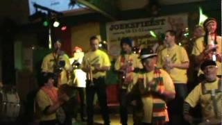 Clevenie feat George Baker op Joeksfieëst  2011