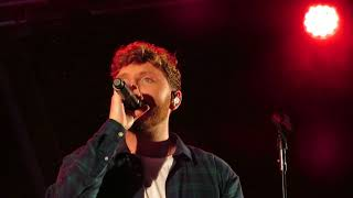 James Arthur - Love is a losing game (Amy Winehouse cover) Expofacic 2018