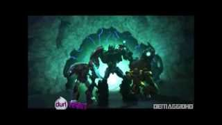 Transformers Prime-The Touch