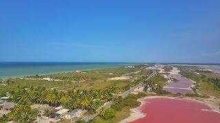 Caban Condos - San Crisanto, Yucatan Mexico in 4K with Mavic Pro Now Selling