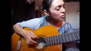Bad Girl - Devendra Banhart, Cover