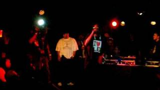 Mr. Cheeks- Lost Boyz- Life Styles of the... LIVE 2009
