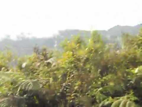 La hermosa sierra del Ecuador